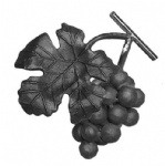 Forged grape